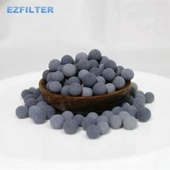托玛琳能量瓷球可用于矿化滤芯/反渗透系统/托玛琳纳米杯
