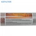 三级内联矿化活性过滤滤芯可用于