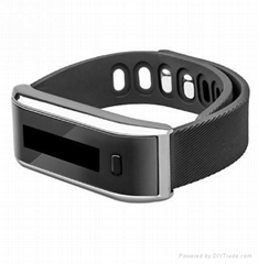 Bluetooth 4.0 Water-proof Sport Fitness Bracelet Smartband Pedometer Call