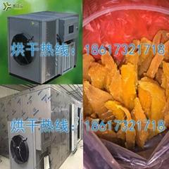 紅薯干熱泵烘乾機