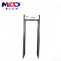 Walkthrough Metal Detector Door Security Door Metal Detecting Gate Inspection En 1