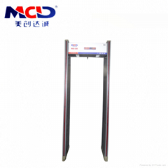 Walkthrough Metal Detector Door Security Door Metal Detecting Gate Inspection En
