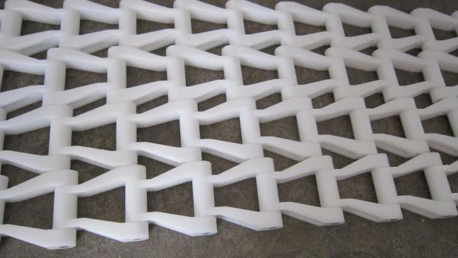 拉力大刮渣機塑料鏈條 2