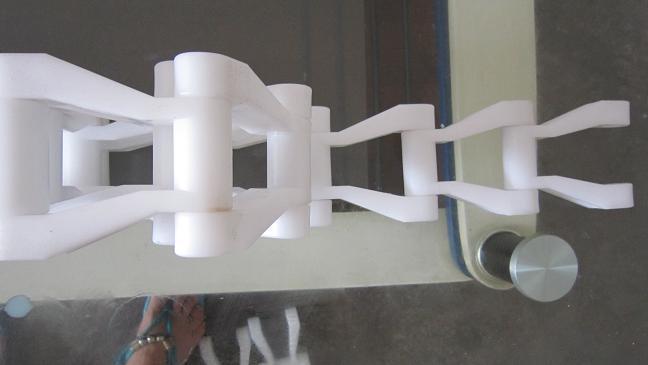 拉力大刮渣機塑料鏈條 3