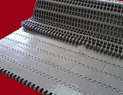 900平板型塑料网带链