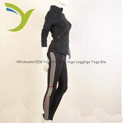 Wholesale women's sportswear sleeves