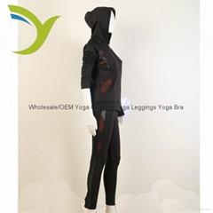 Wholesale women's windprood sportswear