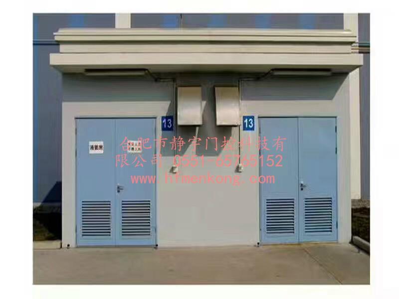 合肥廠家供應變壓器室門 變壓器室門廠家 配電房廠家 3