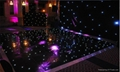 black panel with white lamps starlit dance floor 2