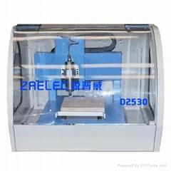 Circuit board engraving machine