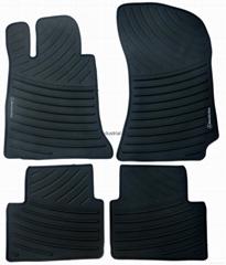 High quality customized car mats for Benz E