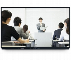 55 inch interactive touch screen smart board