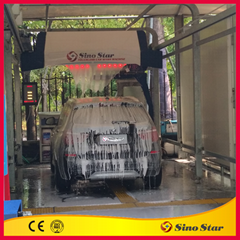 Sino Star touchless automatic wash machine with best quality