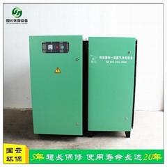 国云厂销工业废气处理设备 多项专利通过CE/ISO认证