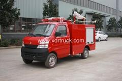 Chang an Mini Water Fire Tender Truck