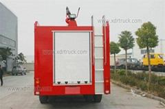 8ton Dongfeng 153 Water Tank Fire Truck Euro2