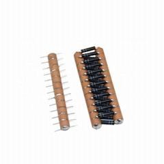 Spray gun spare parts stack multilayer high voltage capacitors