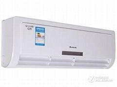 廠家直銷小1.5匹Q力壁挂家用冷暖定頻空調