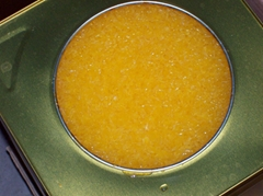 fresh mandarin orange for juice