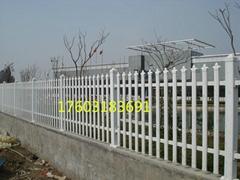 奔诺销售别墅围墙塑钢护栏,尺寸可定制
