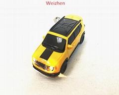 Plastic car model maker