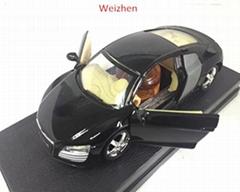 Zinc alloy perfume car model manufacturer