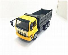 Zinc alloy truck model production