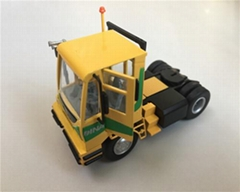 OEM Zinc alloy truck model maker
