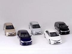 Toyota car model manufacturer