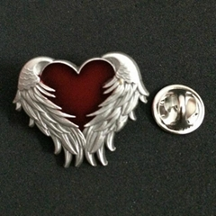Factory Direct High Quality Iron Lapel Pin / Badge