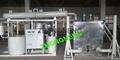Used engine oil to diesel distillation machine 1