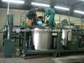 Used engine oil to diesel distillation machine 4