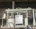 Used engine oil to diesel distillation machine 5