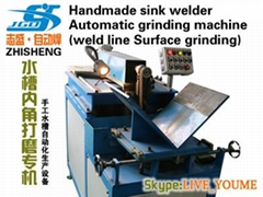 handmade sink automatic grinding machine,surface grinder