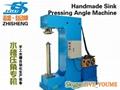 Handmade sink produvtion equipment - Pressure forming machine series