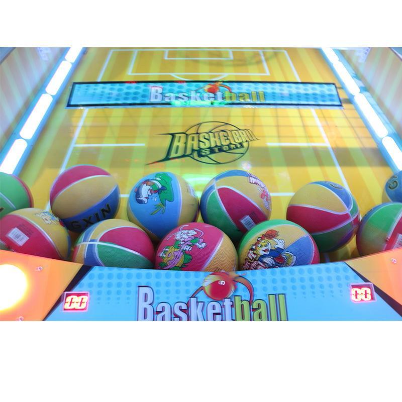 汽车篮球机 3