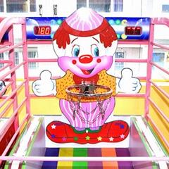 小丑篮球机