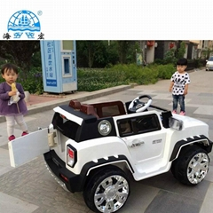 Electric car for childre