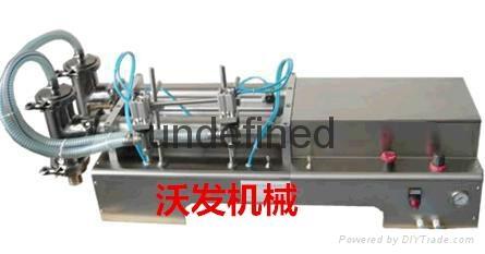 沃发机械供应河北大名小磨香油定量灌装机 4