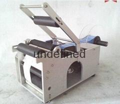 濟南沃發機械現貨供應MT-50 半自動圓瓶貼標機