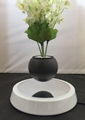 mirror base hexagon  magnetic floating levitating flying pot air bonsai  7