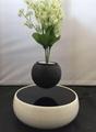 360 rotating ceramic magnetic floating levitate air bonsai pot  7