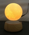 360 Promotion gift magnetic floating levitate moon lighting lamp