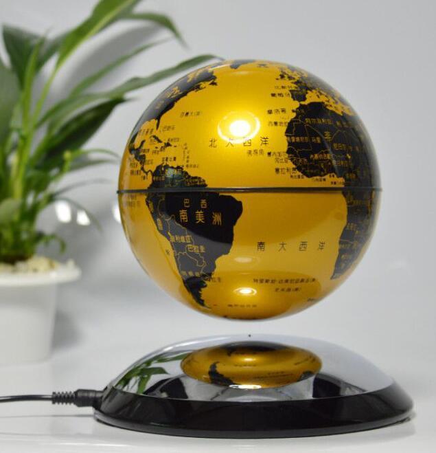 ufo base magnetic floating levitate bottom globe 6inch  1