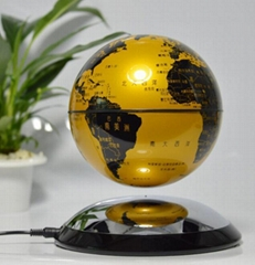 ufo base magnetic floating levitate bottom globe 6inch