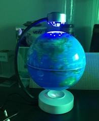 ufo base magnetic floating levitate bottom globe 6inch