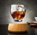 Resin magnetic levitation floating cup