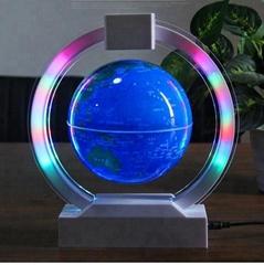 Magnetic Floating Rotating Globe Anti-Gravity Levitating Globe World