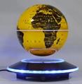 led light ufo base magnetic floating levitate bottom 6inch globe