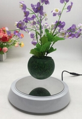 new maglev floating leviation air bonsai flower pot